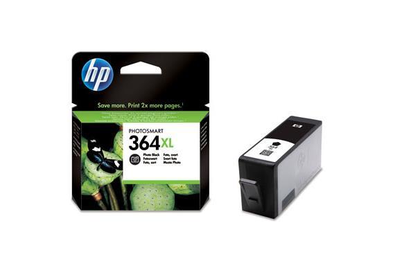 HP Tinte 364XL - Schwarz für Fotodruck (CB322EE) 290 Seiten