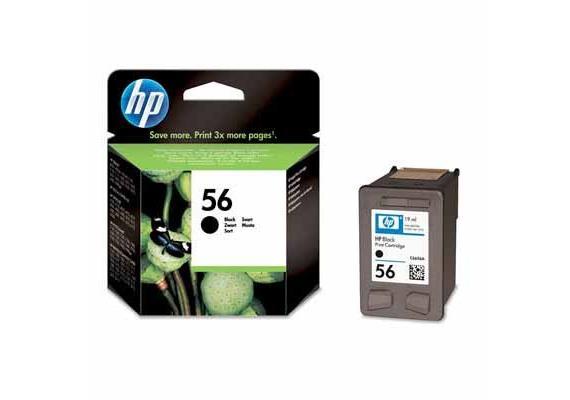 HP Tinte 56 - Schwarz (C6656AE) 450 Seiten