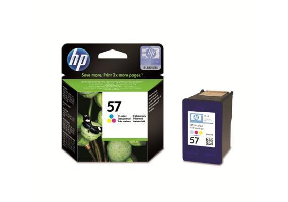 HP Tinte 57 - Farbig (C6657AE) 400 Seiten