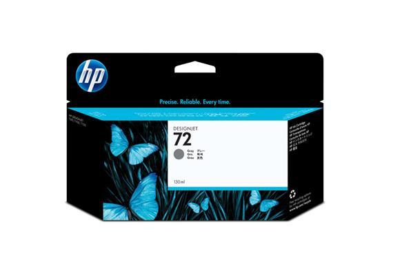 HP Tinte 72 - Grau (C9374A) 130 ml