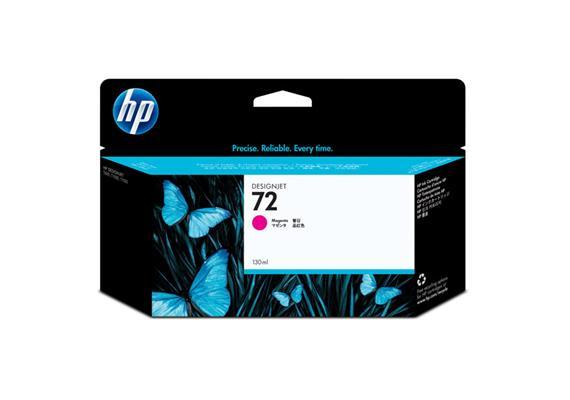 HP Tinte 72 - magenta (C9372A) 130 ml