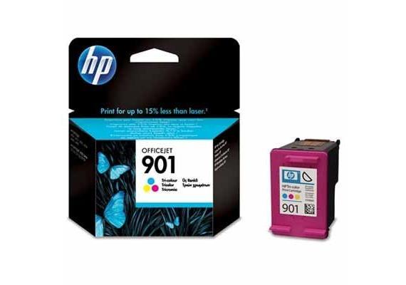 HP Tinte 901 color (CC656AE) 360 Seiten
