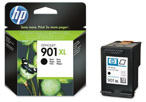 HP Tinte 901XL - schwarz (CC654AE) 700 Seiten
