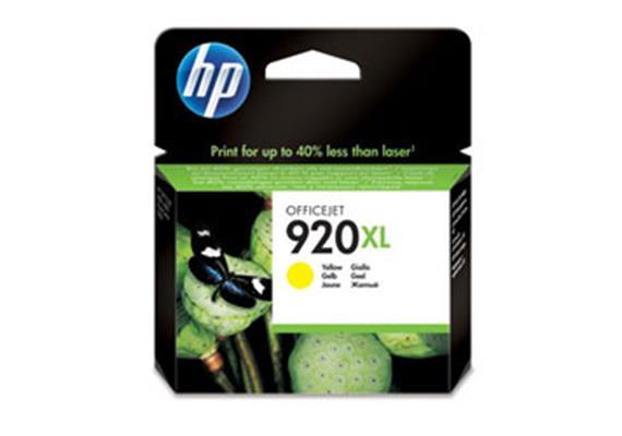 HP Tinte 920XL - gelb (CD974AE) 700 Seiten