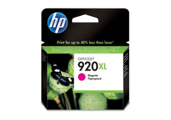 HP Tinte 920XL - magenta (CD974AE) 700 Seiten