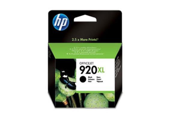 HP Tinte 920XL - schwarz (CD975AE) 1'200 Seiten