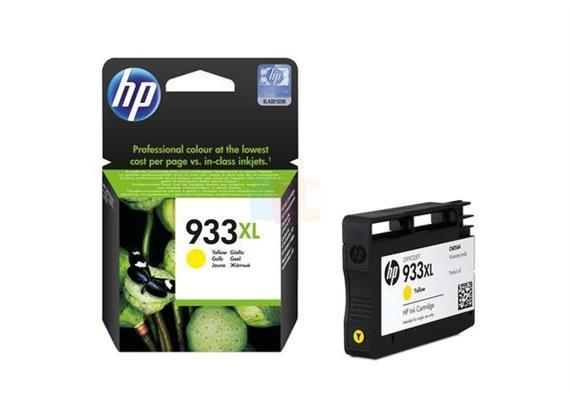 HP Tinte 933XL - Gelb (CN056AE) 825 Seiten