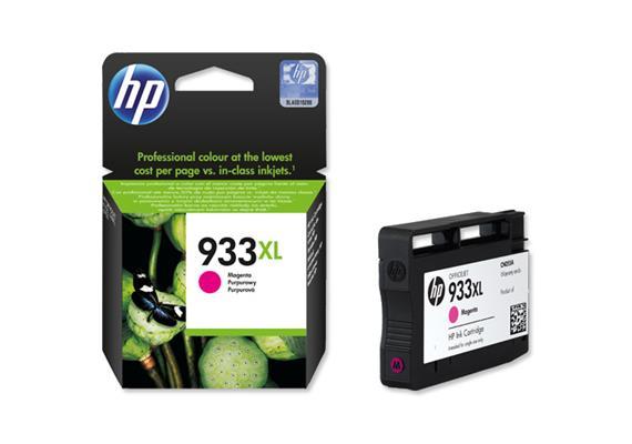 HP Tinte 933XL - magenta (CN055AE) 825 Seiten