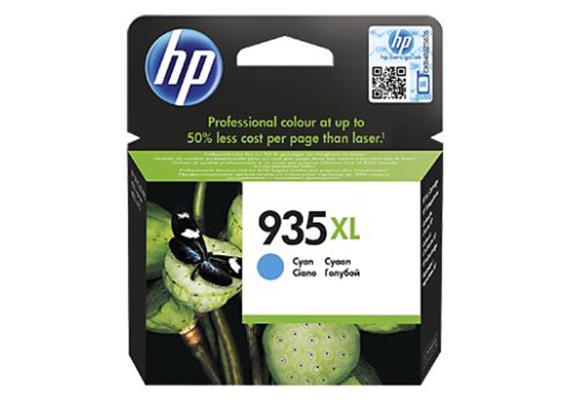 HP Tinte 935XL - Cyan (C2P24AE) 825 Seiten