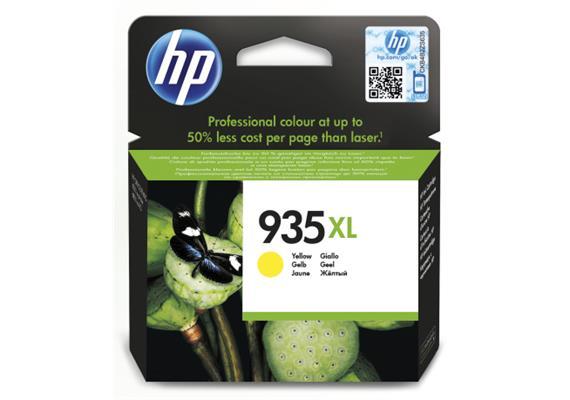 HP Tinte 935XL - gelb (C2P26AE) 825 Seite