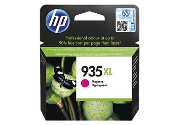 HP Tinte 935XL - Magenta (C2P25AE) 825 Seiten