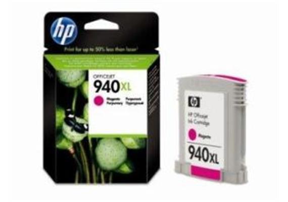 HP Tinte 940XL - magenta (C4908AE) 1'400 Seiten