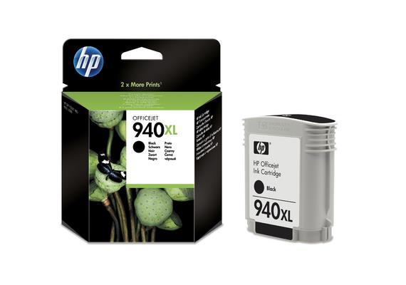 HP Tinte 940XL - schwarz (C4906AE) 2'200 Seiten