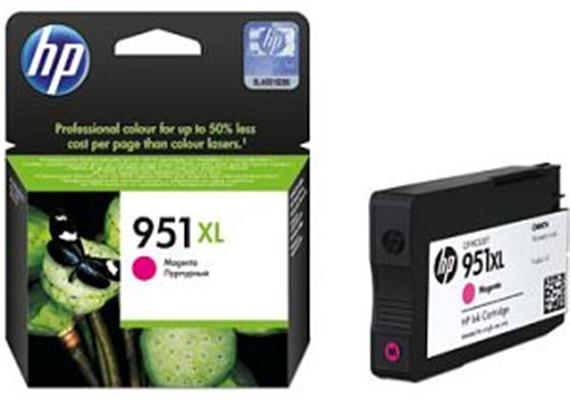 HP Tinte 951XL - Magenta (CN047AE) 1'500 Seiten