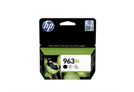 HP Tinte 963XL - schwarz (3JA30AE) 2'000 Seiten