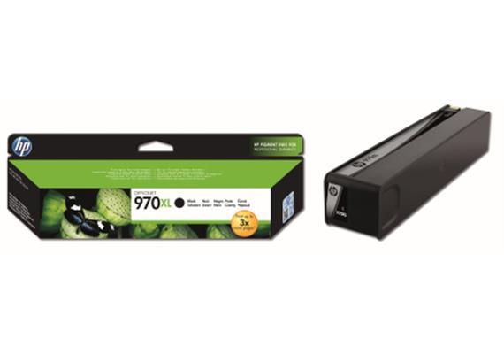 HP Tinte 970XL - schwarz (CN625AE) 9'200 Seiten