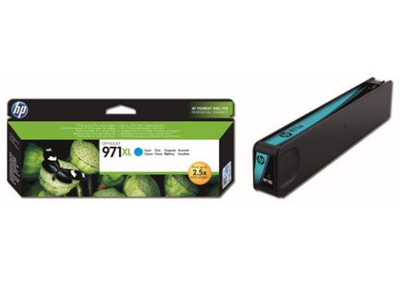 HP Tinte 971XL - Cyan (CN626AE) 6'600 Seiten