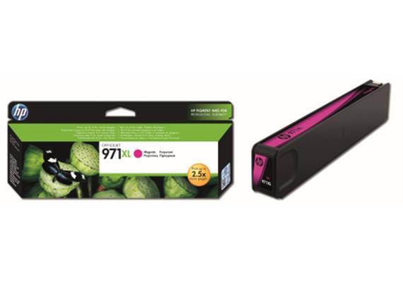 HP Tinte 971XL - magenta (CN627AE) 6'600 Seiten
