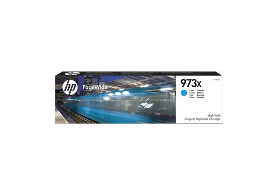 HP Tinte 973X - Cyan (F6T81AE) 7'000 Seiten