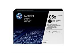 HP Toner 05X - schwarz (CE505XD) Duo-Pack, 2 x 6'500 Seiten