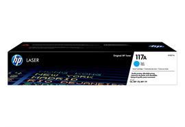 HP Toner 117A - cyan (W2071A) 700 Seiten