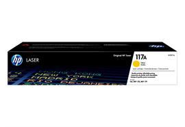 HP Toner 117A - gelb (W2072A) 700 Seiten