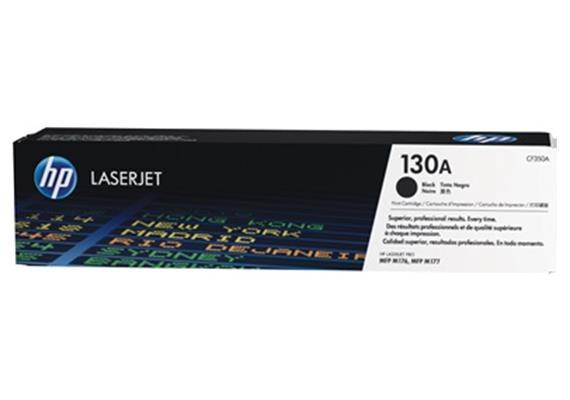 HP Toner 130A - schwarz (CF350A) 1'300 Seiten