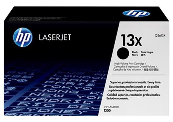 HP Toner 13X - schwarz (Q2613X)