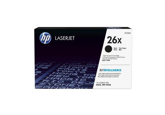 HP Toner 26X - schwarz (CF226X) 9'000 Seiten