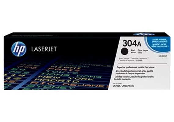 HP Toner 304A - schwarz (CC530A) 3'500 Seiten