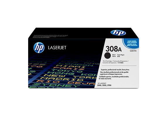 HP Toner 308A - schwarz (Q2670A) 6'000 Seiten