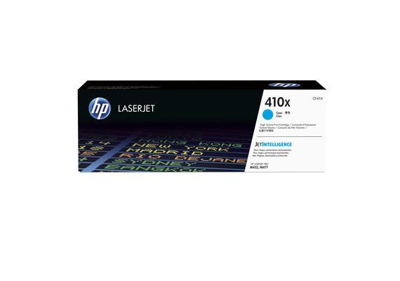 HP Toner 410X - cyan (CF411X) 5'000 Seiten