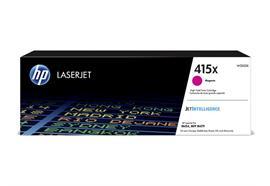 HP Toner 415X - magenta (W2033X), 6'000 Seiten