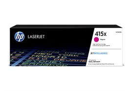 HP Toner 415X - magenta (W2033X), 6000 Seiten