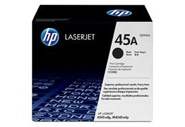 HP Toner 45A - schwarz (Q5945A) 18'000 Seiten