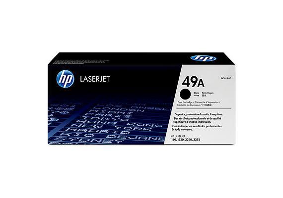 HP Toner 49A (Q5949A) 2'500 Seiten