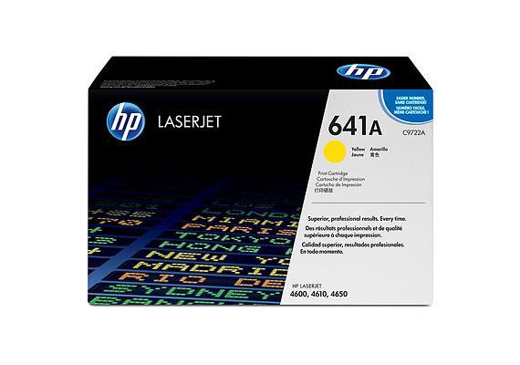 HP Toner 641A - gelb (C9722A) 8'000 Seiten
