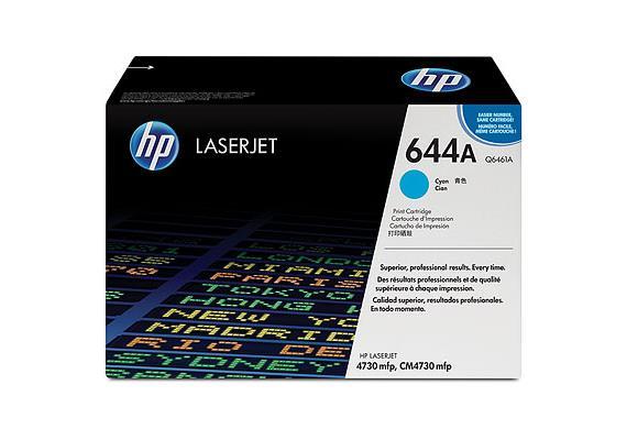 HP Toner 644A - cyan (Q6461A) 12'000 Seiten