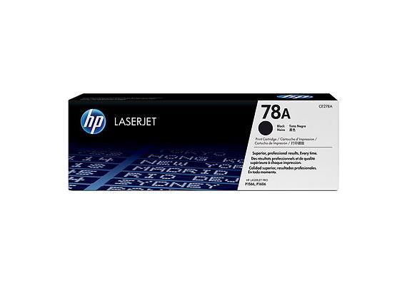 HP Toner 78A - schwarz (CE278A) 2'100 Seiten