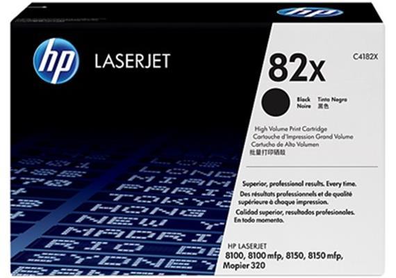 HP Toner 82X - schwarz (C4182X)