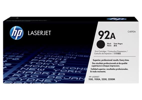 HP Toner 92A - schwarz (C4092A)