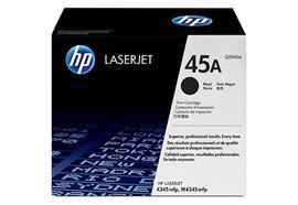 HP Tonerl 45A - schwarz (Q5945A) 18'000 Seiten