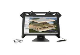 HP Zvr Virtual Reality Monitor
