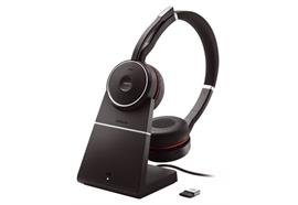 Jabra Headset Evolve 75 UC Duo inkl. Ladestation