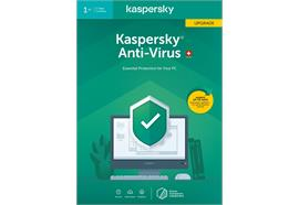 Kaspersky Antivirus 1PC Upgrade, 1 Jahr