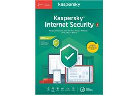 Kaspersky Internet Security 1 PC Vollversion 1 Jahr