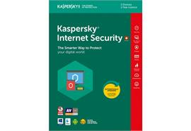 Kaspersky Internet Security 3 PC Vollversion 1 Jahr