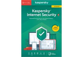 Kaspersky Internet Security 5 PC Upgrade 1 Jahr