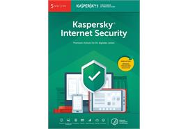 Kaspersky Internet Security 5 PC Vollversion 1 Jahr
