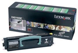 Lexmark Tonerkassette 24016SE, schwarz